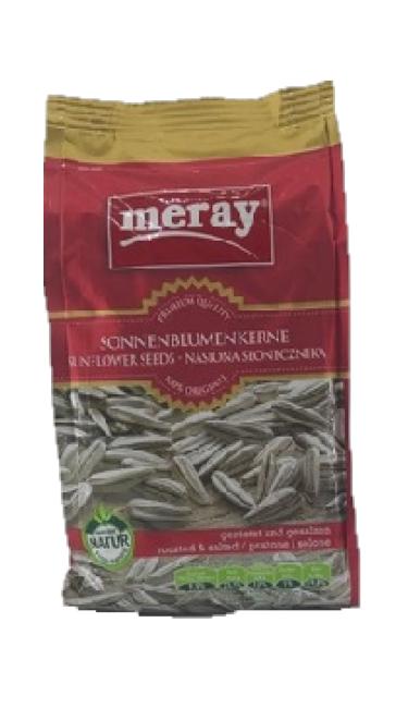MERAY AY CEKIRDEK TUZLU 150 GR (graines de tournesol salées)
