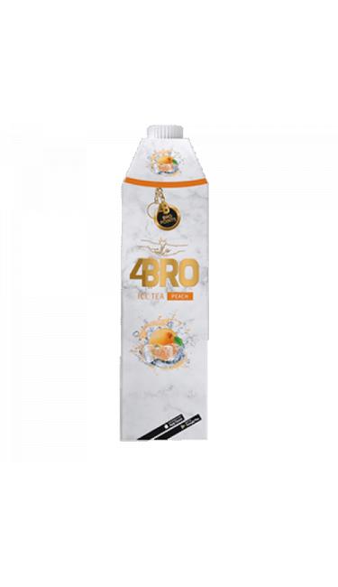 4BRO ICE TEA SEFTALI 1 L