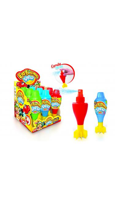 X-TREME JOHNY BEE EXPLODING SPREY (bonbon liquide spray)