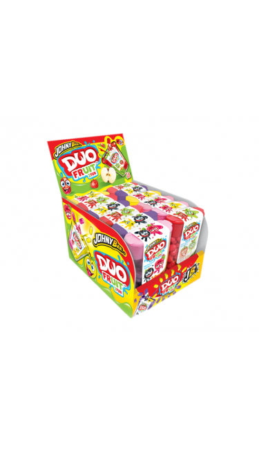X-TREME JOHNY BEE DUO FRUIT MINI CANDY