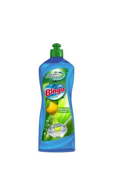 BINGO BULASIK DET. DALINDA LIMON 16X675 ML (liquide vaisselle)