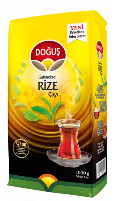 DOGUS RIZE 1000 GR (thé turc)