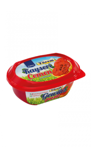YOREM KAYSERI CEMEN 250 GR (sauce fenugrec à tartiner)