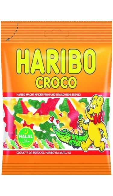 HELAL HARIBO CROCO 100 GR