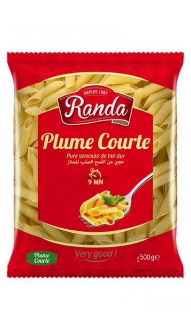 RANDA MAKARNA PLUME COURTE 500 GR (pates)