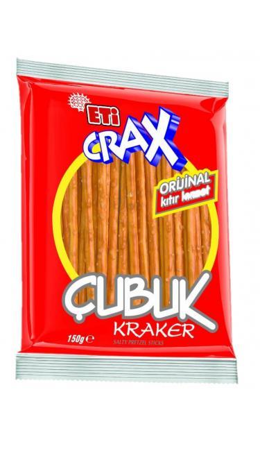 ETI CRAX CUBUK KRAKER 123 GR (cracker bretzel)