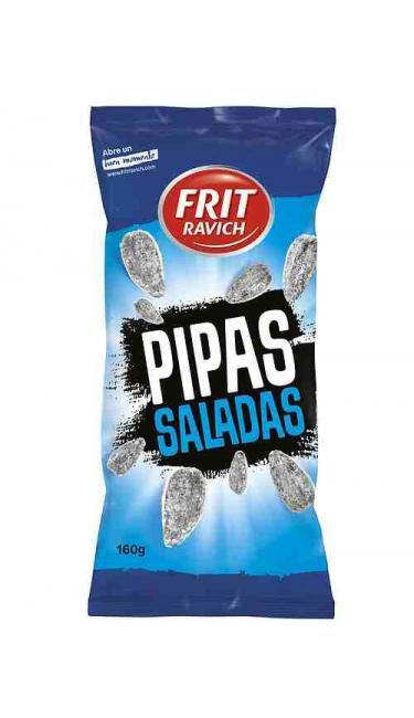 FRIT RAVICH PIPAS SALEE 45 GR (graines de tornesol salées)