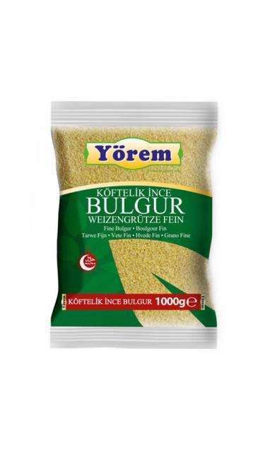 YOREM BULGUR KOFTELIK INCE 900 GR (blé concassé fin)