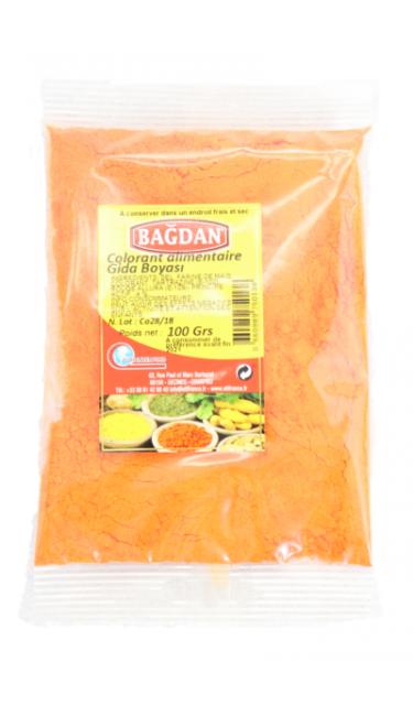 BAGDAN RENKLENDIRICI 100 GR (colorant alimentaire)