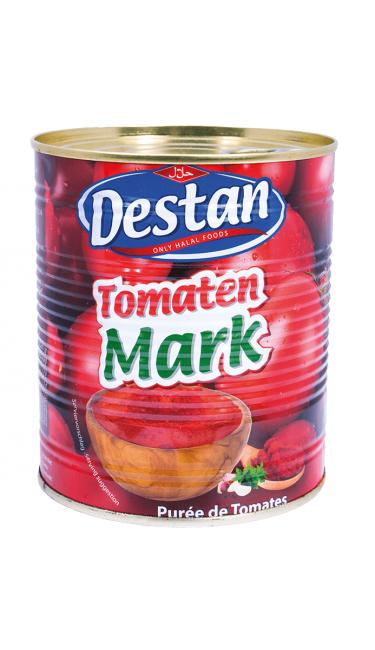 DESTAN DOMATES SALCASI 800 GR (double concentré de tomates)