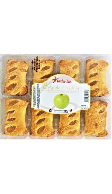 TATLICILAR ELMALI MILFOY CANUTILLOS (feuilletée pomme)