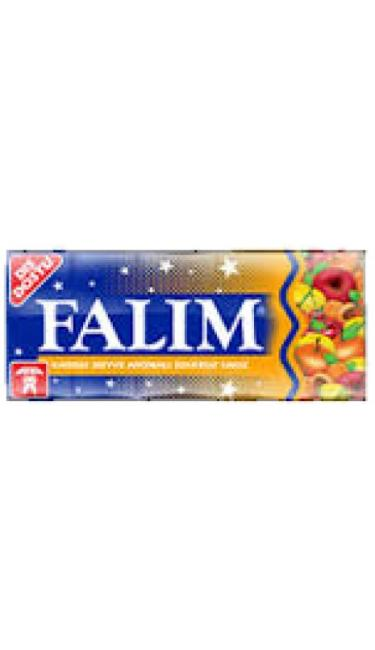 FALIM MEYVELI  5 ' LI (chewing-gum fruits)