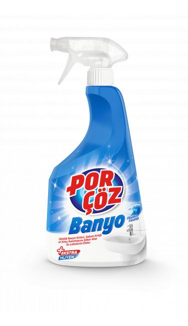 PORCOZ SPREY BANYO 750 ML (SPREY NETTOYANT SALLE DE BAINS)