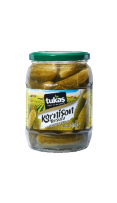 TUKAS KORNISON 720 CC (cornichons)