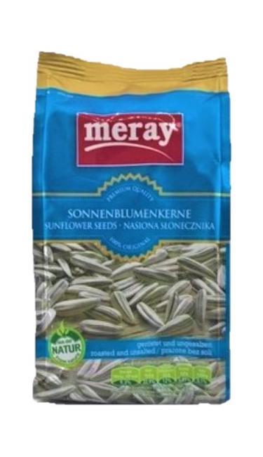 MERAY AY CEKIRDEK TUZSUZ 150 GR (graines de tournesol non salés)