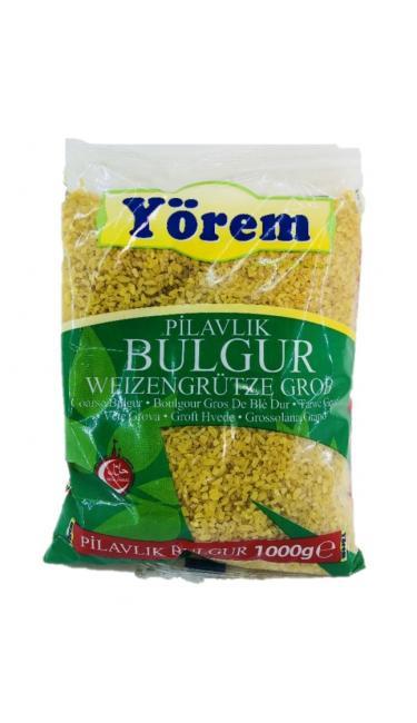 YOREM BULGUR PILAVLIK 1000 GR (blé concassé)