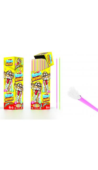 X-TREME JOHNY BEE DR LAB STRAWS 250 PIECES