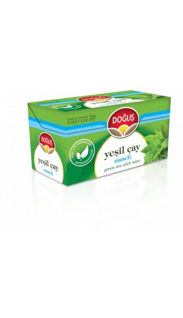 DOGUS YESIL CAY NANELI 20'ER (the vert a la menthe)