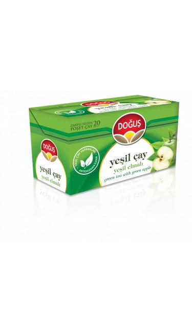DOGUS YESIL CAY ELMALI 20'ER (the vert à la pomme)