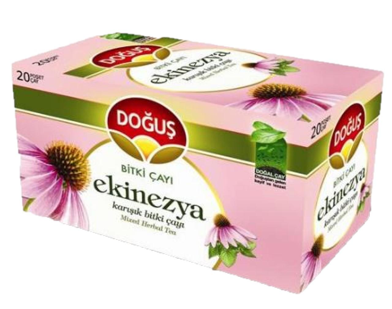 DOGUS EKINEZYA CAYI 20 ER (infusion d'echinacee)