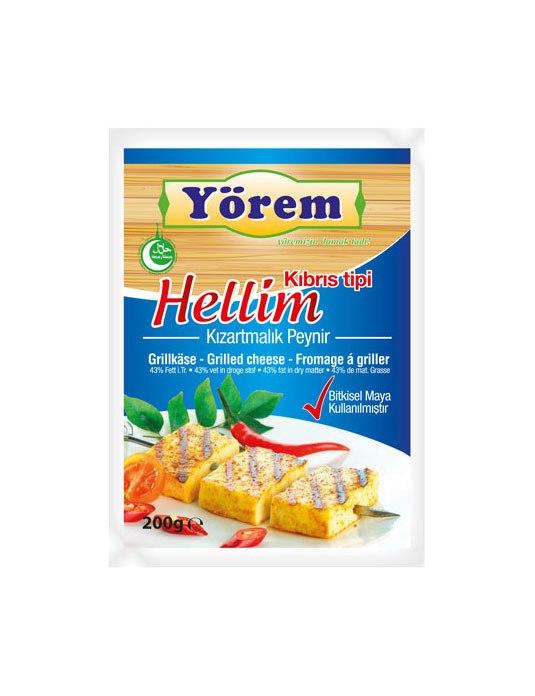 YOREM HELLIM PEYNIR 200 GR (fromage à griller)
