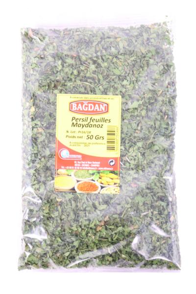 BAGDAN MAYDANOZ YAPRAGI 50 GR (feuilles de persil)