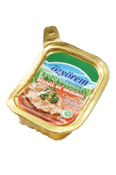 OZYOREM HINDI ET EZMESI 100 GR ( patée de viande )