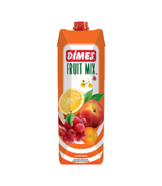 DIMES CLASSIC KARISIK MEYVE 1 LITRE (jus multi-fruits)