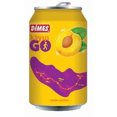 DIMES TNK CLASSIC KAYISI 330 ML (jus d'abricots)