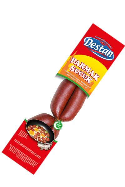 DESTAN PARMAK SUCUK 500 GR (saucisson turc)