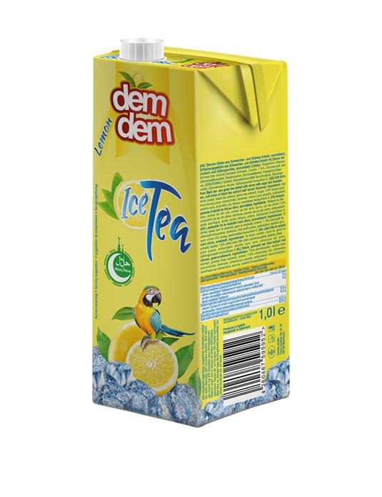 DEMDEM ice tea citron 1L