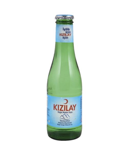 KIZILAY SADE 200 ML X24 (eau gauzeuse)