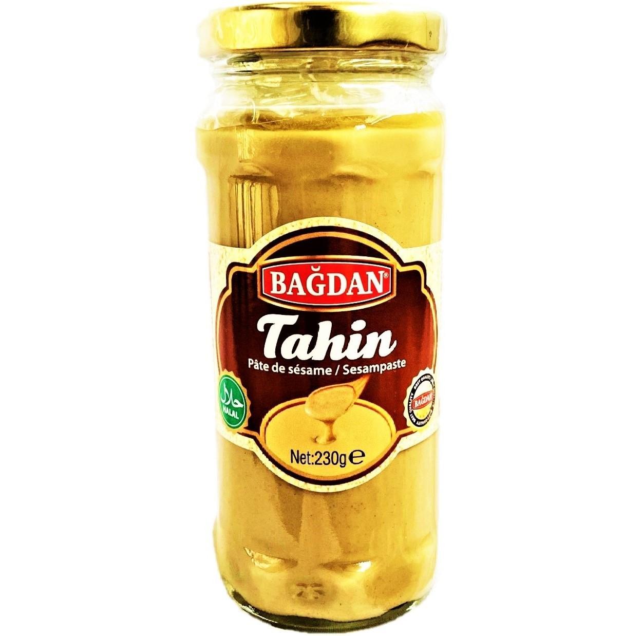BAGDAN TAHIN CAM 230GR (tahini)