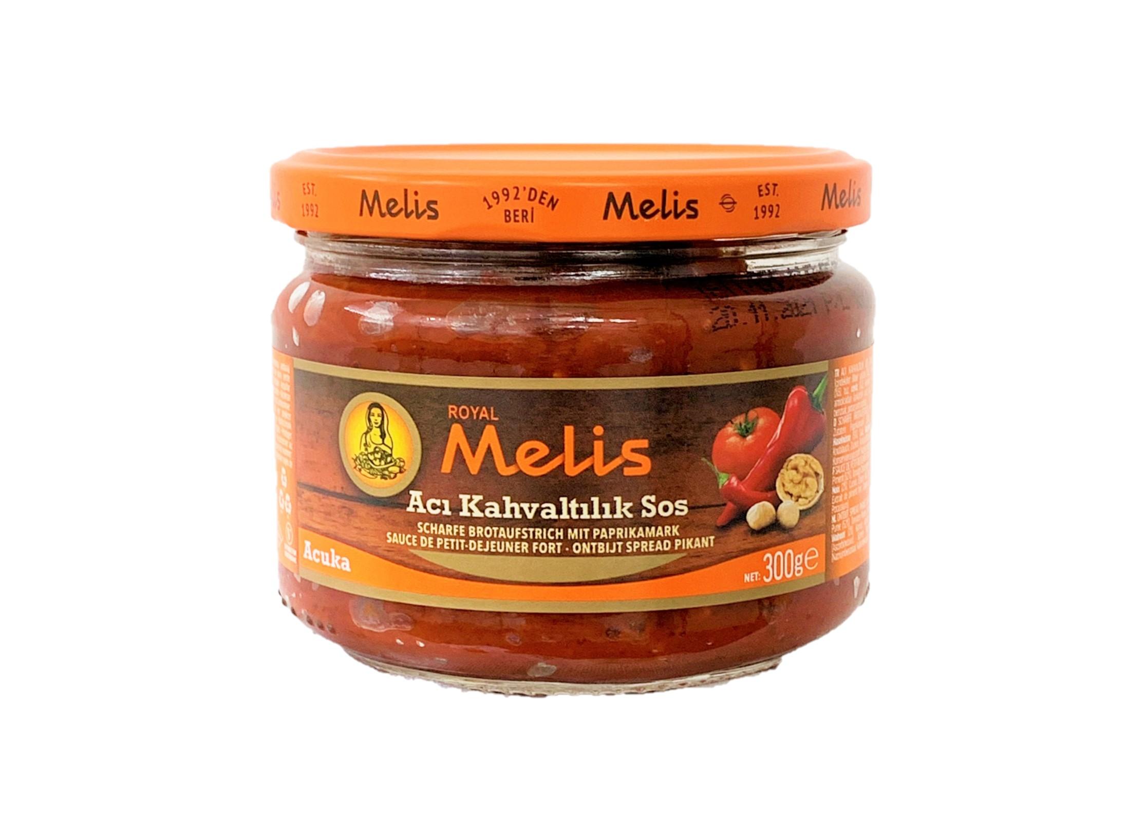 MELIS KAHVALTILIK SOS (sauce petit dej)