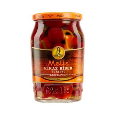 MELIS BIBER KIRAZ 370ML (piment cerise au vinaigre)